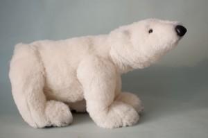 White couple bears (John and Mary). Mint-Bird (2011).