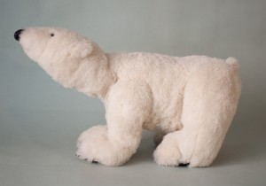 White couple bears (John and Mary). Mint-Bird (2011).