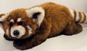 Lapusya (Seva), Red Panda. Mint-Bird (2012).