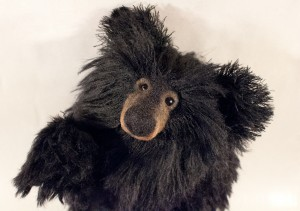 Baloo bear.