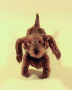 Brown dachshund. Mint-Bird (2012).