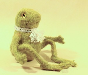 Mr. Kvakil (frog). Mint-Bird(2012).