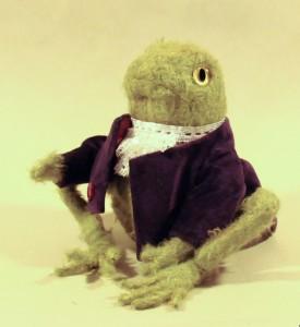 Mr. Kvakil (frog). Mint-Bird(2012).