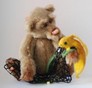 Elder bear. Mint-Bird (2011)