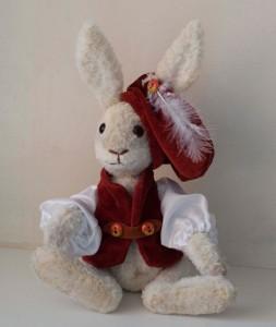 Pag bunny. Mint-Bird (2011)