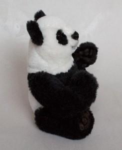 Mr. Lee panda. Mint-Bird (2012)