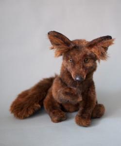 Melisa (fox). Mint-Bird (2012)