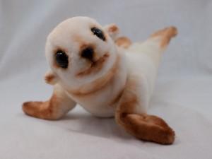 Seal (newborn). Mint-Bird (2013)
