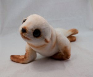 Seal (newborn). Mint-Bird (2013)