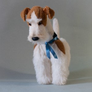 Foxterrier. Mint-Bird (2013).