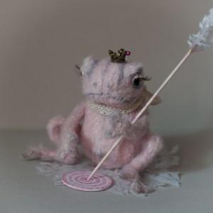 Princess_frog. Mint-Bird.2014