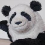 Chee. Panda by Mint-Bird.