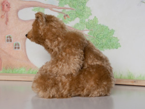 Anna by Mint-Bird. 30cm sitting. Mohair. OOAK