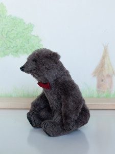 Brother by Mint-Bird.2017. 15cm, Mohair. OOAK