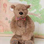 Max by Mint-Bird. 30cm sitting. Alpaca.. OOAK.