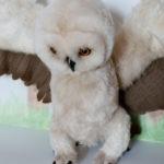 Owl Lucretia by Mint-Bird (Alena Tauseneva)